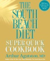Product The South Beach Diet Super Quick Cookbook