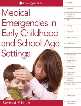 Product Medical Emergencies in Early Childhood and School-age Settings