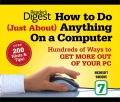 Product How to Do Just About Anything on a Computer: Microsoft Windows 7