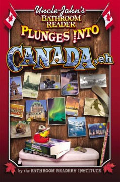Product Uncle John's Bathroom Reader Plunges Into Canada, Eh!