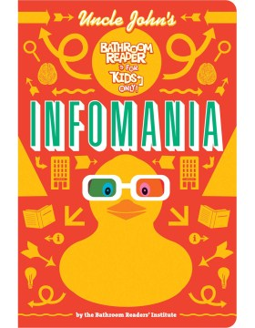 Product Uncle John's Infomania Bathroom Reader for Kids Only!