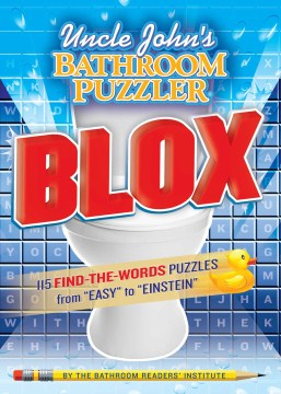 Product Uncle John's Bathroom Puzzler Blox