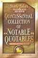 Product Uncle John's Bathroom Reader Quintessential Collection of Notable Quotables: For Every Conceivable Occasion