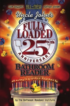 Product Uncle John's Fully Loaded 25th Anniversary Bathroom Reader
