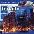 Product Toronto 1000 Pieces Double-side Puzzle Now & Then