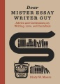 Product Dear Mister Essay Writer Guy