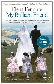 Product My Brilliant Friend: Childhood, Adolescence