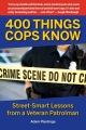 Product 400 Things Cops Know