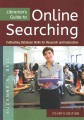Product Librarian's Guide to Online Searching