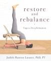 Product Restore and Rebalance
