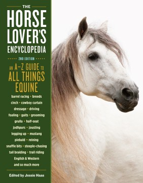 Product The Horse-Lover's Encyclopedia: A–Z Guide