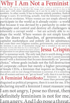 Product Why I Am Not a Feminist: A Feminist Manifesto