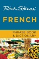 Product Rick Steves' French Phrase Book & Dictionary