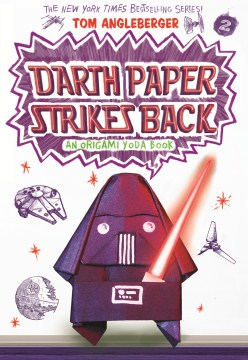 Product Darth Paper Strikes Back: An Origami Yoda Book