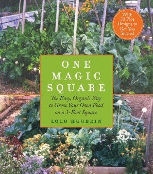 Product One Magic Square: The Easy, Organic Way to Grow Your Own Food on a 3-foot Square