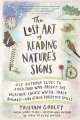 Product The Lost Art of Reading Nature's Signs