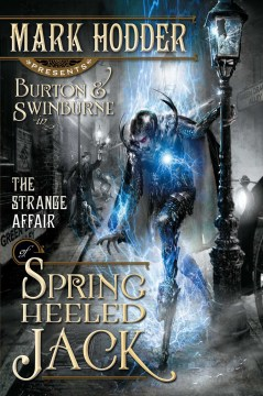 Product The Strange Affair of Spring Heeled Jack