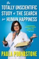 Product The Totally Unscientific Study of the Search for H