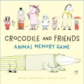 Product Crocodile and Friends Animal Memory Game