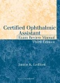 Product Certified Ophthalmic Assistant Exam Review Manual