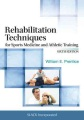 Product Rehabilitation Techniques for Sports Medicine and