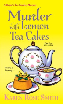 Product Murder With Lemon Tea Cakes