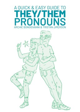 Product A Quick & Easy Guide to They/Them Pronouns