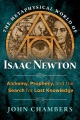 Product The Metaphysical World of Isaac Newton
