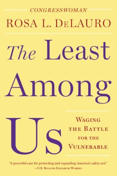 Product The Least Among Us: Waging the Battle for the Vulnerable