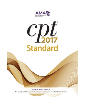 Product CPT 2017 Standard: Current Procedural Terminology: Standard Edition