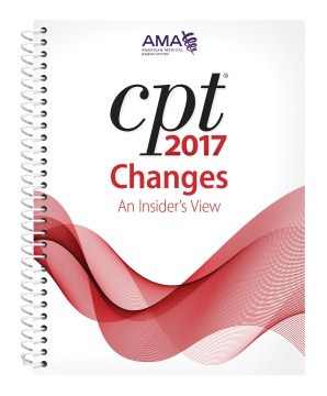Product CPT 2017 Changes: An Insider's View