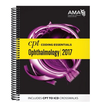 Product CPT Coding Essentials for Ophthalmology 2017