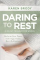 Product Daring to Rest