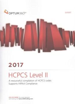 Product HCPCS Level II Expert 2017