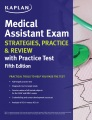 Product Kaplan Medical Assistant Exam: Strategies, Practice & Review With Practice Test