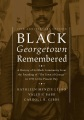 Product Black Georgetown Remembered