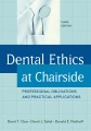 Product Dental Ethics at Chairside