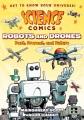 Product Science Comics Robots & Drones