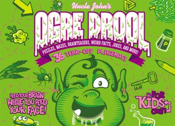 Product Uncle John's Ogre Drool: Puzzles, Mazes, Brainteasers, Weird Facts, Jokes, and More!
