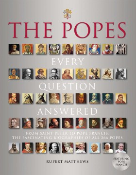 Product The Popes: Every Question Answered
