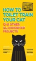 Product Uncle John's How to Toilet Train Your Cat