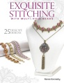 Product Exquisite Stitching With Multi-Hole Beads