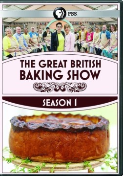 Product The Great British Baking Show: Season 1