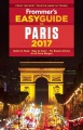 Product Frommer's Easyguide to Paris 2017