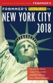 Product Frommer's Easyguide to New York City 2018