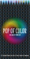 Product Pop of Color Pencil Set: 12 Colored Pencils for All of Your Colorful Creations