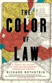 Product The Color of Law: A Forgotten History of How Our Government Segregated America
