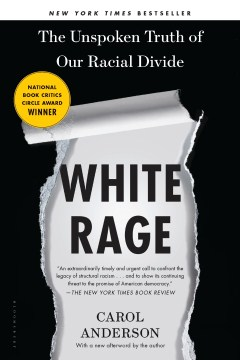 Product White Rage: The Unspoken Truth of Our Racial Divide