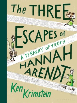 Product The Three Escapes of Hannah Arendt: A Tyranny of Truth