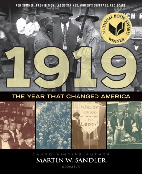 Product 1919 the Year That Changed America